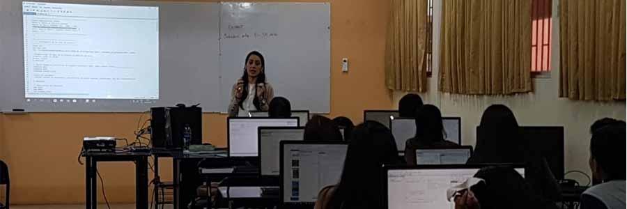 Global Plus desarrolló curso de Econometría Básica